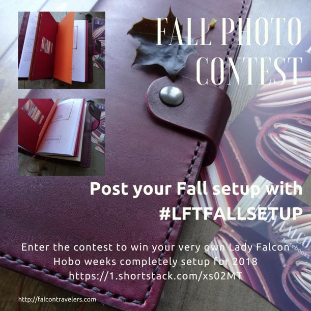 Fall contest